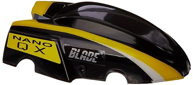 Blade Yellow Canopy Nano QX  sc 1 st  Amazon.com & Amazon.com: Blade Yellow Canopy: Nano QX: Toys u0026 Games