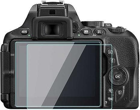Nikon D5600 D5500 D5300 Touch Protector de pantalla película ...
