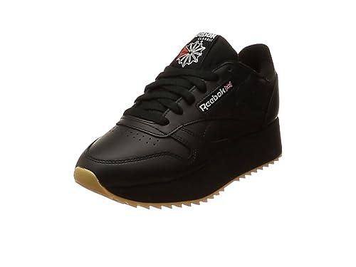 Reebok NPC UK AD noire Chaussures Baskets femme Chausport