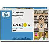 HP LaserJet Q6462A Yellow Print Cartridge Toner