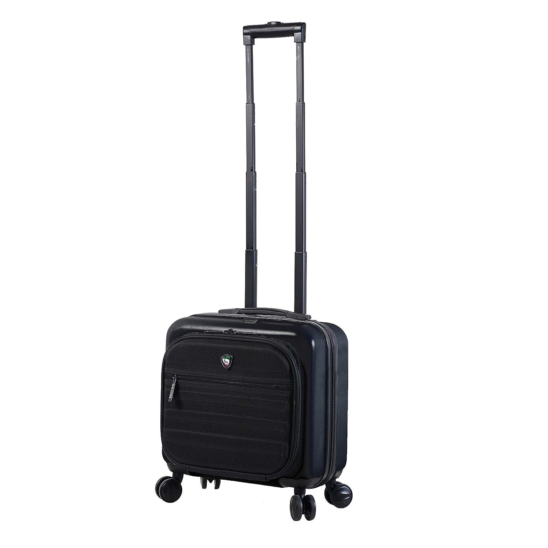 Mia Toro, M1412-14IN-BLKNN 機内持ち込み手荷物, ブラック, One Size B07L6NJXSS