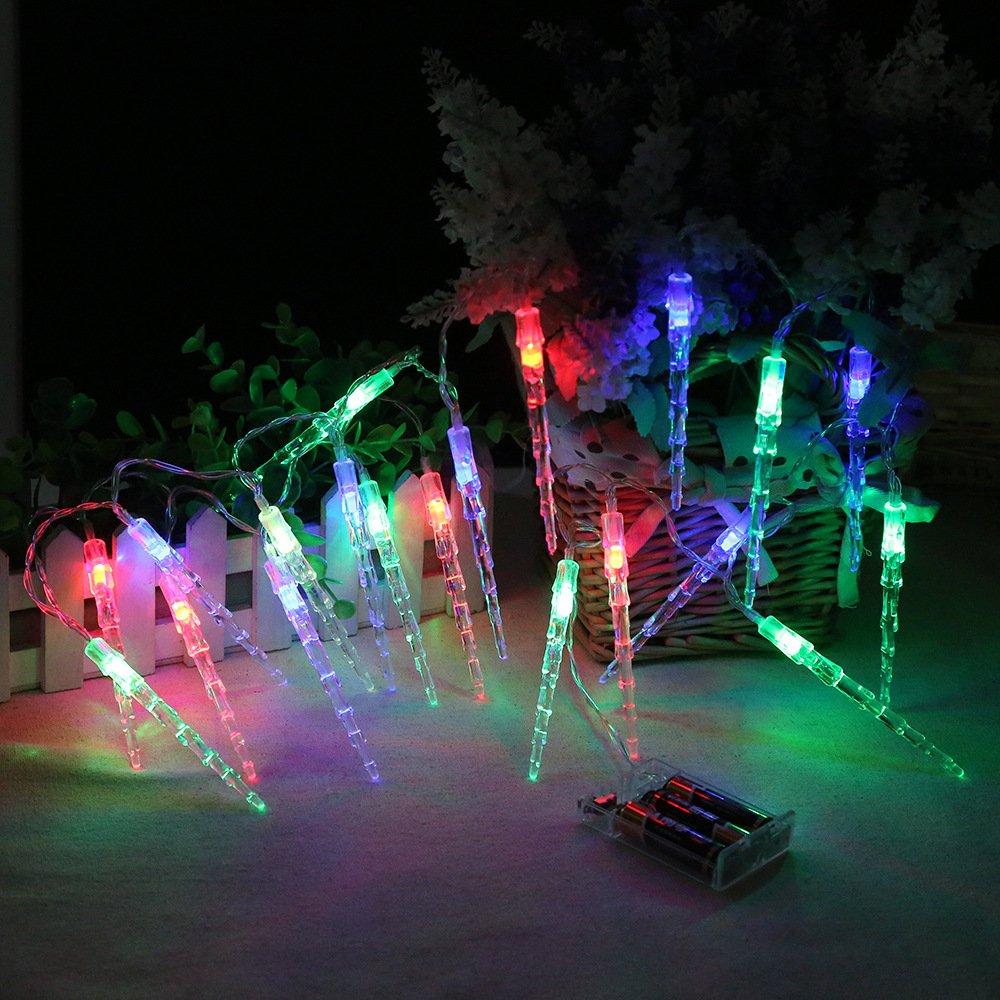 Butterme LED Lichterketten Weihnachtsbeleuchtung, 7.3ft: Amazon.de ...
