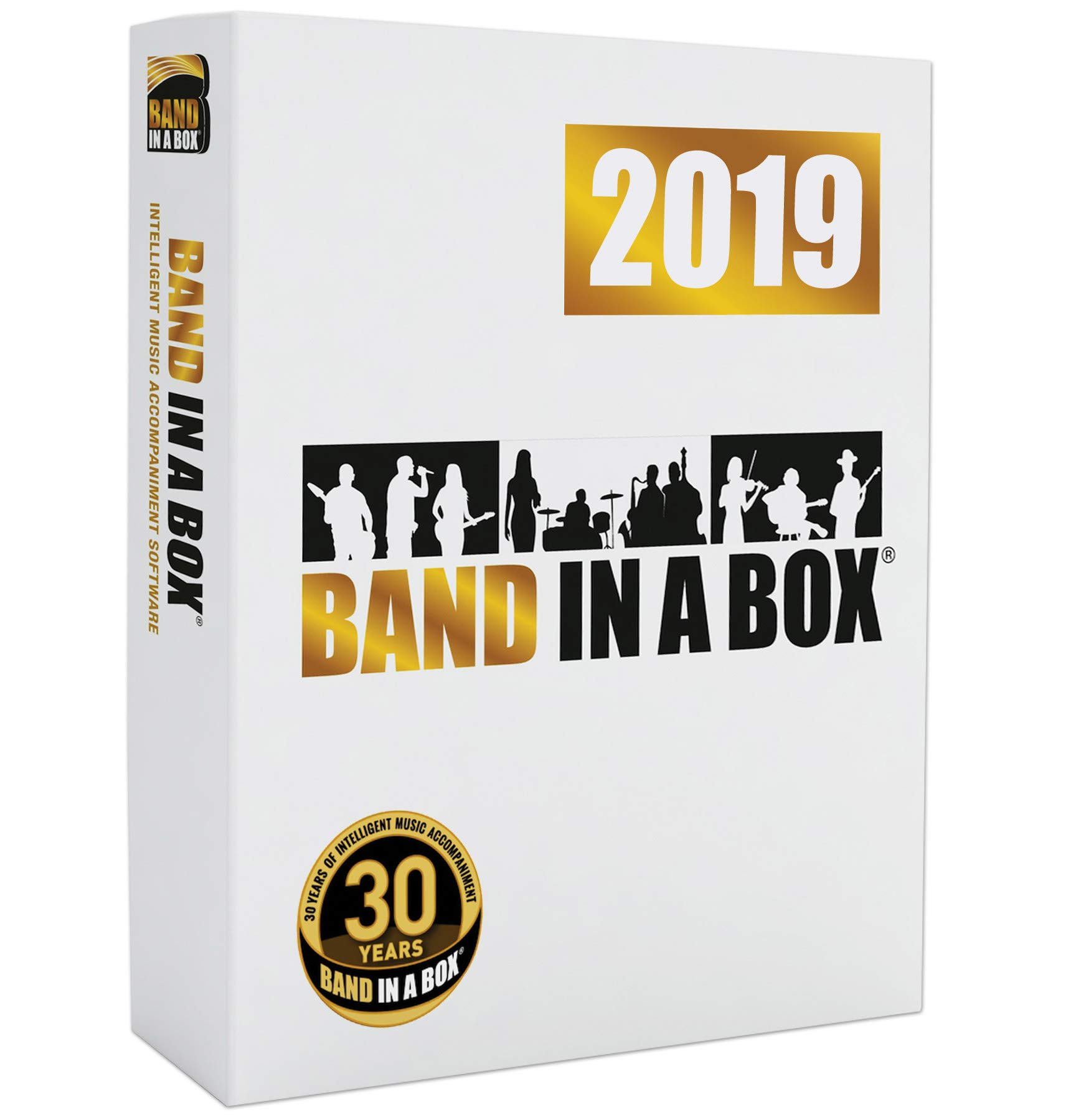 Band-in-a-Box 2019 Pro [Windows USB Flash Drive] - Create your own backing tracks by PG Music Inc.