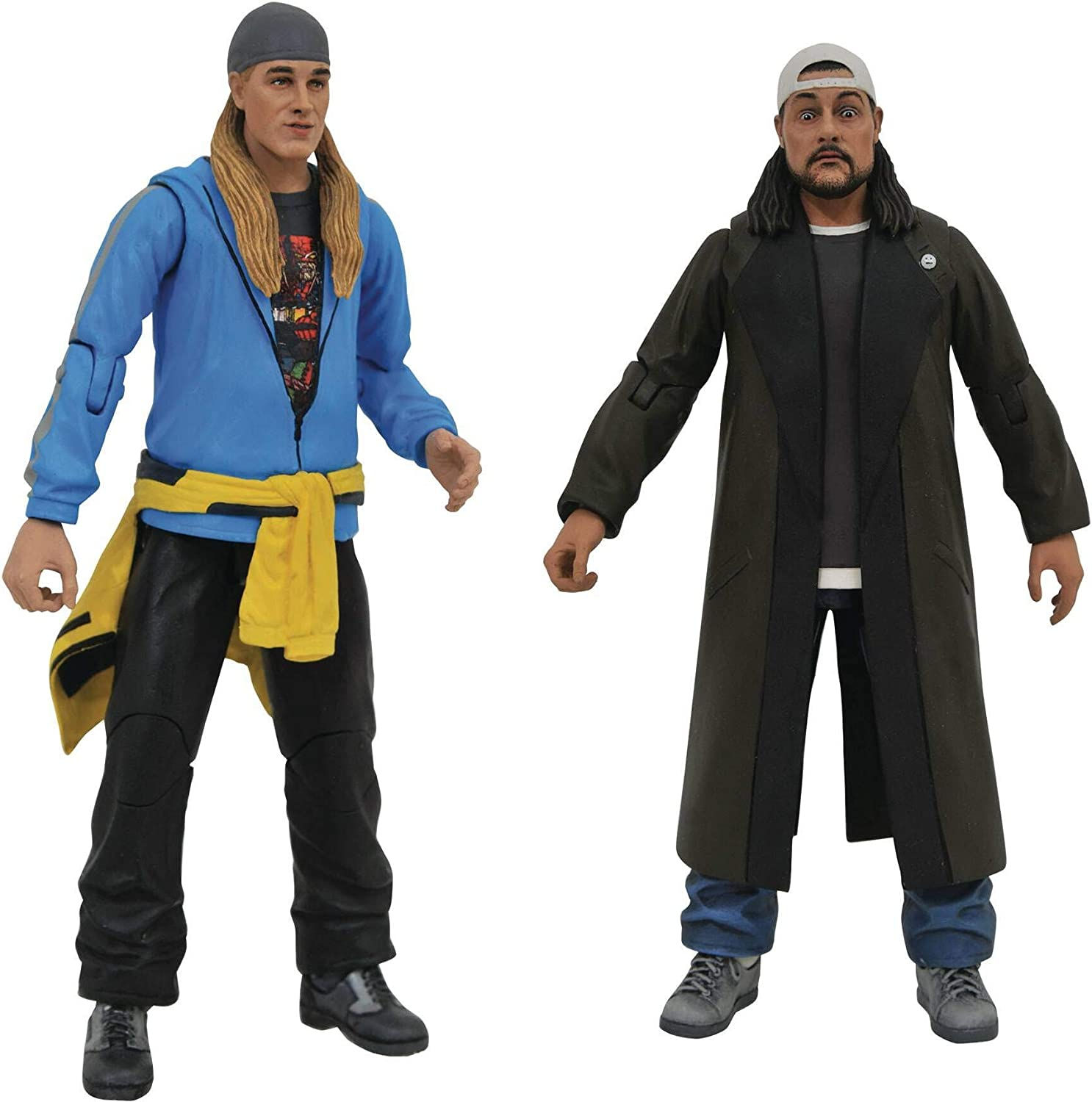 View Askew Jay and Silent Bob Strike Back Select Chronic Action Figure