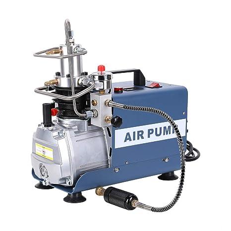 Amazon.com: Bomba de compresor de aire eléctrica PCP - 4500 ...