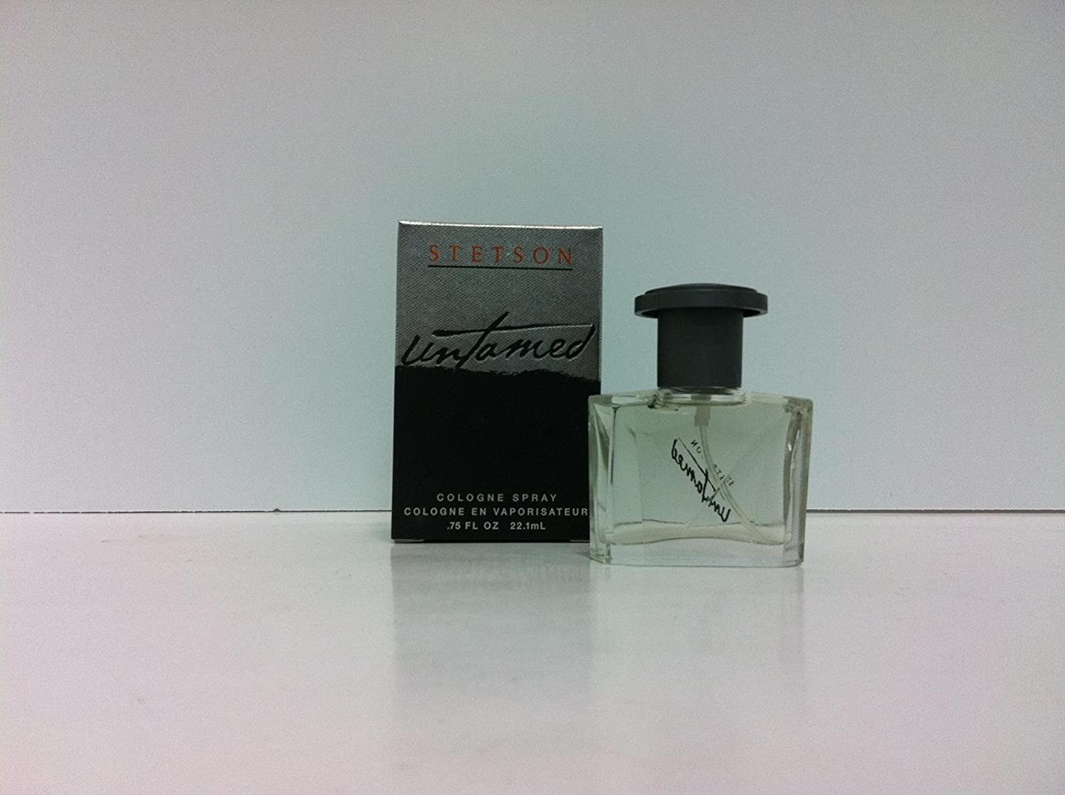 272fa2ce Amazon.com : STETSON UNTAMED by Coty Cologne Spray .75 Oz : Healthmisc :  Beauty