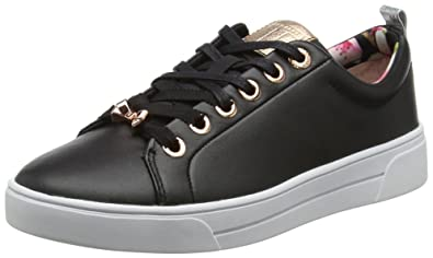 92e6a7764b09 Ted Baker Womens Kellei Trainers  Amazon.co.uk  Shoes   Bags