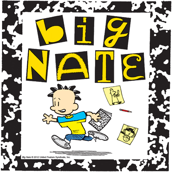 Big Nate (Issues) (4 Book Series)