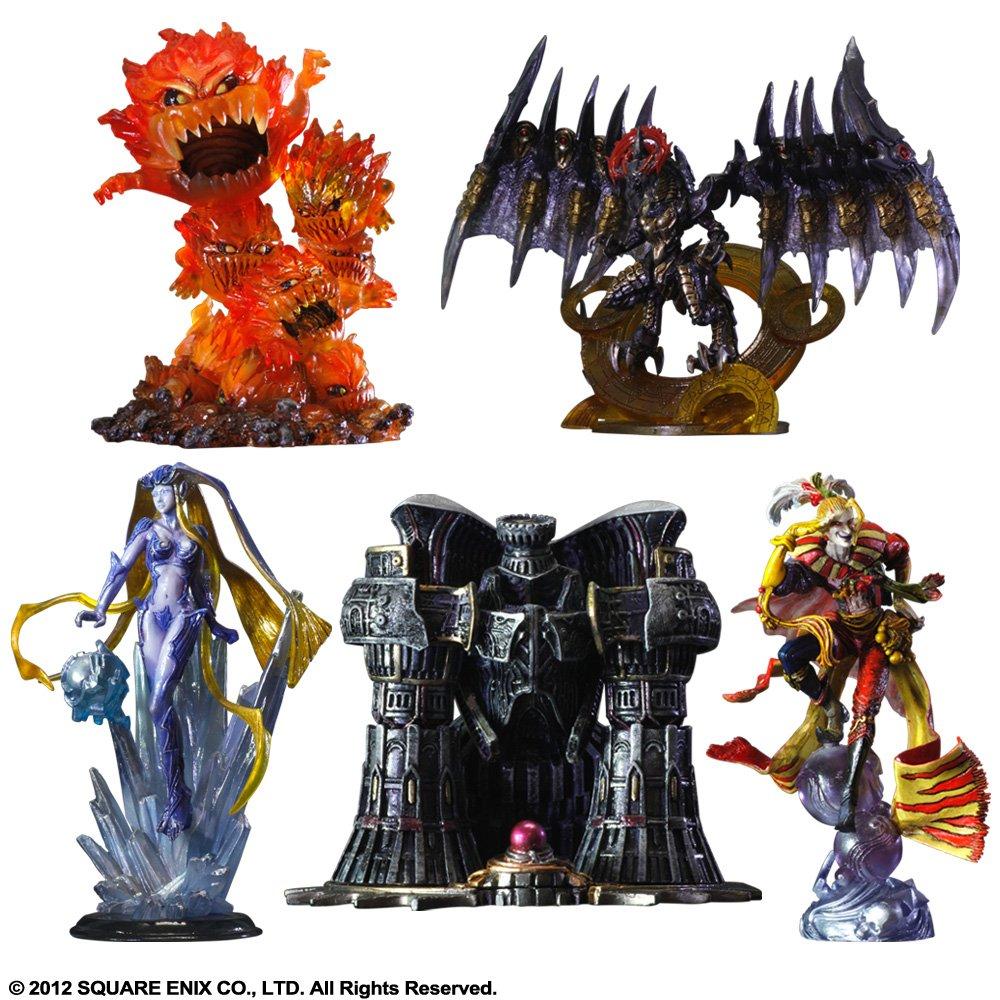 Final Fantasy Creatures Kai Vol.5 (8pcs) B0094DYSPW Bau- & Konstruktionsspielzeug Große Auswahl | Online-Shop