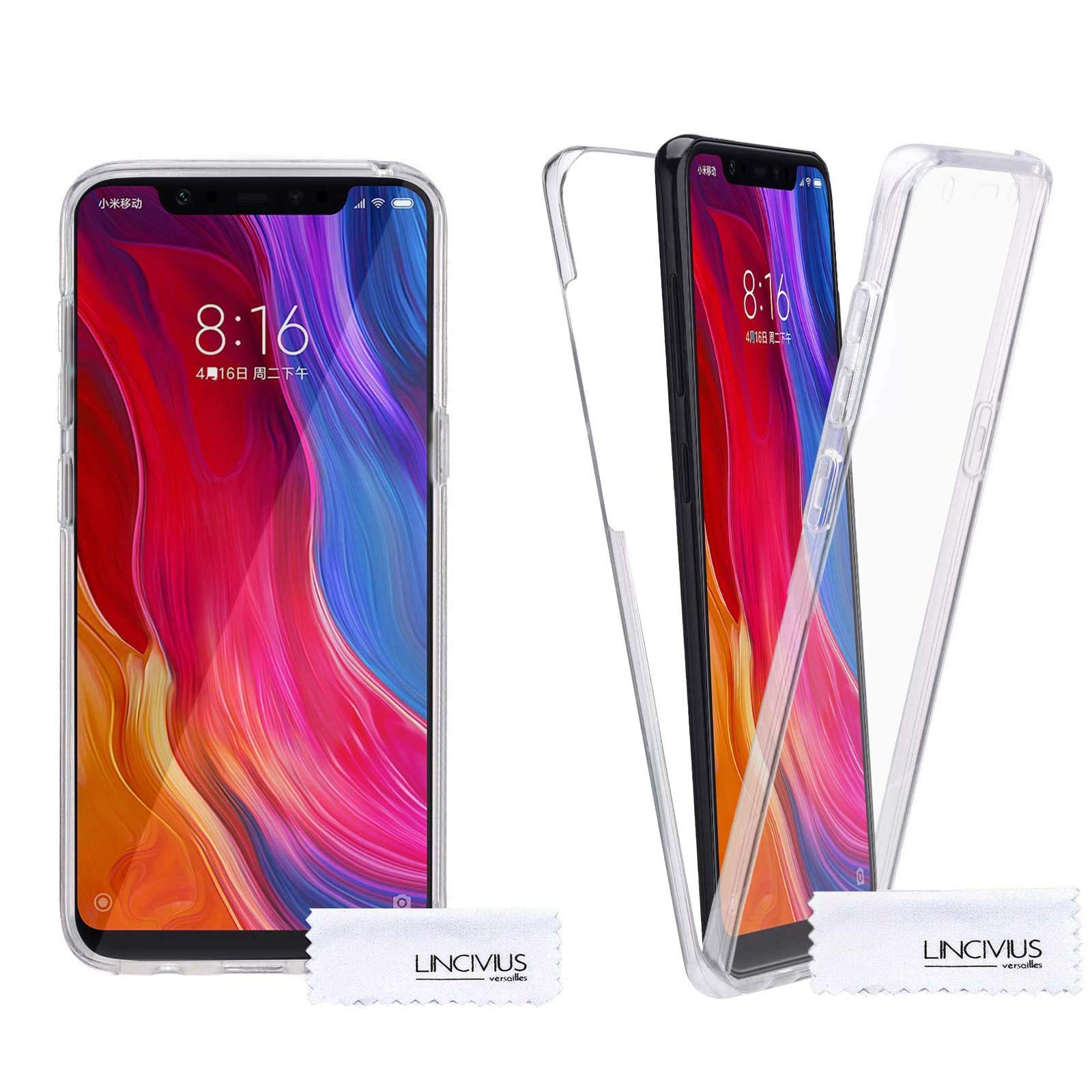 Coque Integrale Xiaomi Mi 8