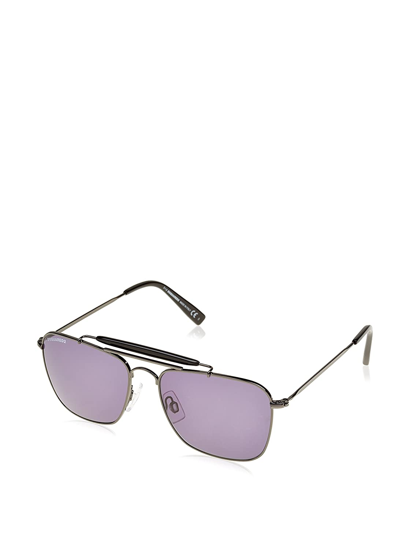 DSQUARED2 Dsquared DQ0165 01V Gafas de Sol, Negro (Schwarz ...