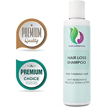 Amazon Com Anti Hair Loss Shampoo For Men And Women With Essential