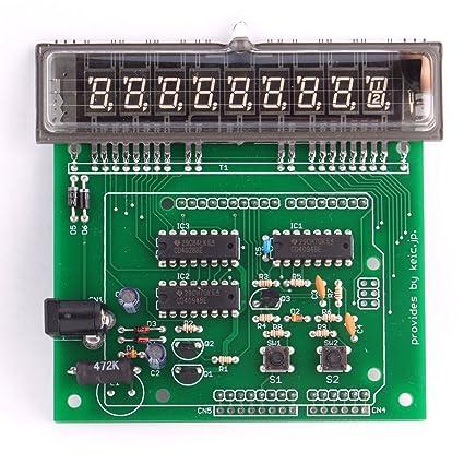 Amazon com: VFD shield KP-VFDSHIELD for Arduino: Electronics