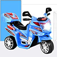 Baybee Samurai Rechargeable Battery Operated Ride-on Bike and Baby Ride on/Kids Ride on Toys -Kids Bike - Baby Bike for Kids to Drive Toys Car Suitable for Boys & Girls