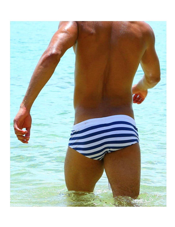 newrong Mens Quick Dry Swim Briefs