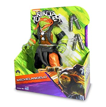 TORTUGAS NINJA - Movie 2 Michelangelo, 28 cm (Giochi ...