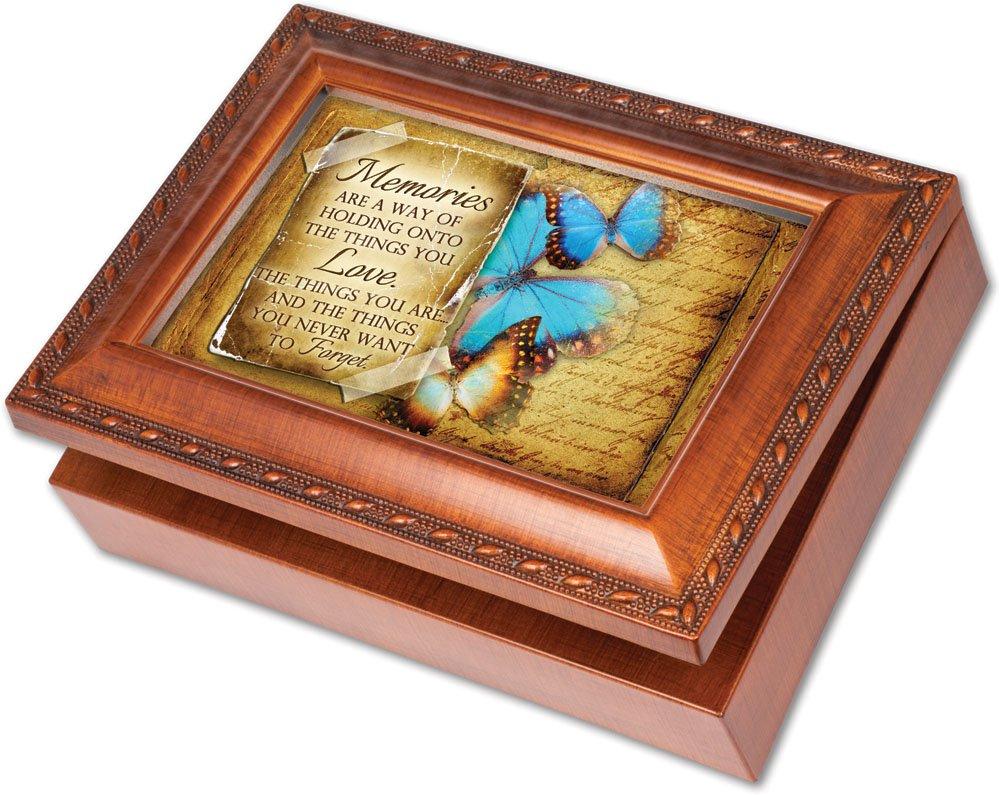 開店記念セール! Cottage Garden Memories 3D Cottage Woodgrain Music Box by/ World Jewelry Box Plays Wonderful World by Cottage Garden B00BRX83M6, バッテリーストア.com:a7d95784 --- arcego.dominiotemporario.com