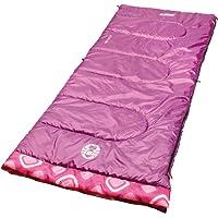 Coleman Kids Plum Fun 45 Degree Sleeping Bag (Pink)