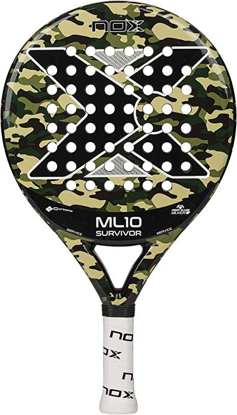 NOX Pala ML10 Pro Cup Survivor: Amazon.es: Deportes y aire libre