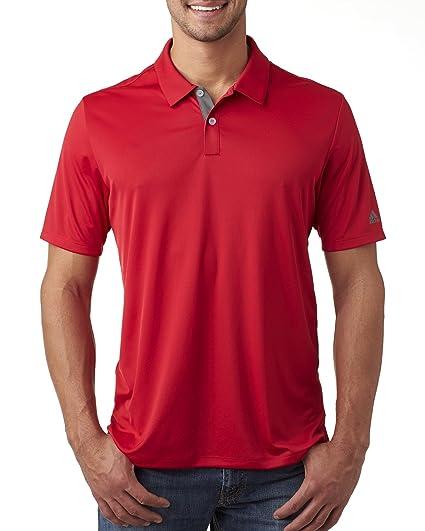 ae739eaaf6 Adidas Golf mens Gradient 3-Stripes Polo: Amazon.co.uk: Clothing