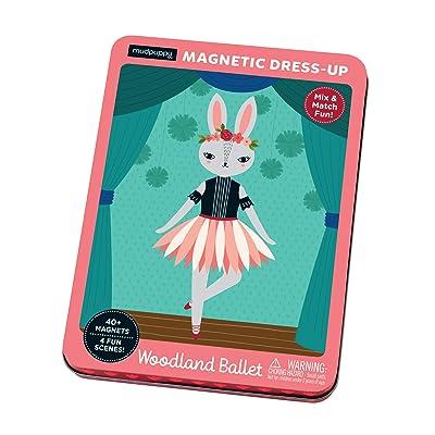 Woodland Ballet Magnetic Dress-up: Toys & Games [5Bkhe1007148]