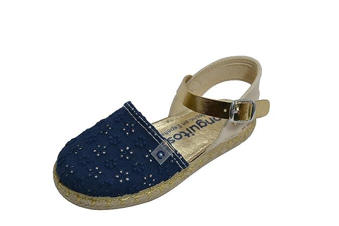 Conguitos Sandalia Yute Niña.Alpargatas Niña: Amazon.es: Zapatos y complementos