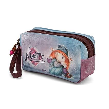 Amazon.com: Forever Ninette Ninette Origin-bolsa De Aseo Box ...