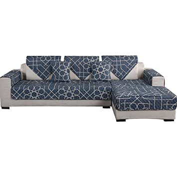 432d5f224dc FORCHEER Multi-size Sofa Slipcovers Sectional Couch Covers 1 Piece Non-slip  Sofa Mats