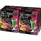 日本薬健 スーパーフルーツ青汁ダイエット 30包x4箱セット