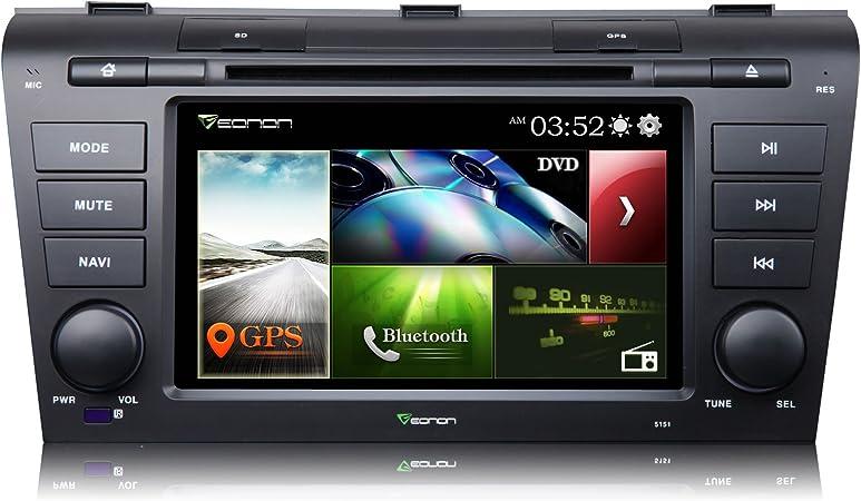 Eonon D5151ze Auto Stereo Für Mazda 3 2004 2009 17 8 Cm Elektronik