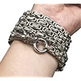 Phoenix outdoor full steel self defense hand bracelet chain