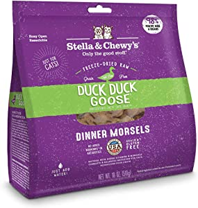 Stella & Chewy's Freeze-Dried Raw Dinner Morsels for Cats