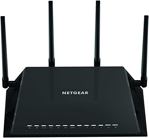 Netgear (R7800-100NAS) Nighthawk X4S AC2600 review