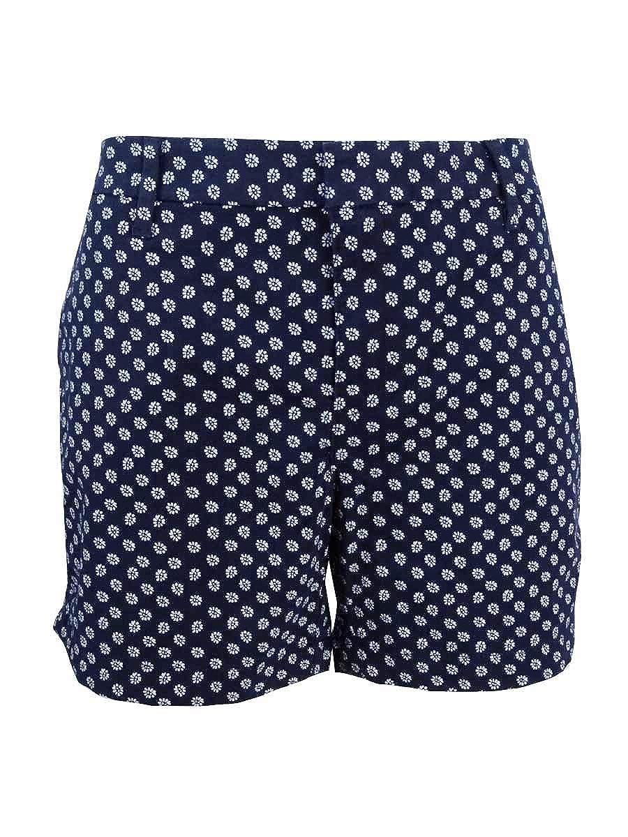 Tommy Hilfiger Womens Printed Daisey Casual Shorts J7GW6238