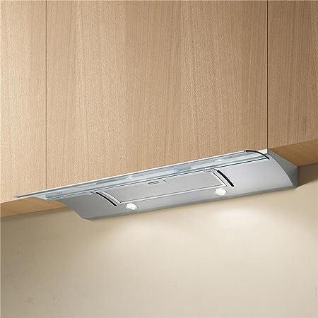 Elica campana extractora de cocina empotrable GLIDE 90 cm: Amazon.es: Bricolaje y herramientas
