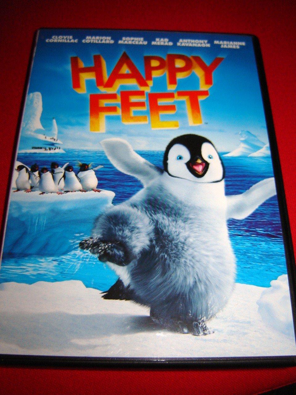 Amazon Com Happy Feet 2006 Jackman Hugh Kidman Nicole Murphy Brittany Szubanski Magda Weaving Hugo George Miller Movies Tv