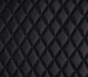 Vinyl Grain Texture Quilted Foam Fabric 2