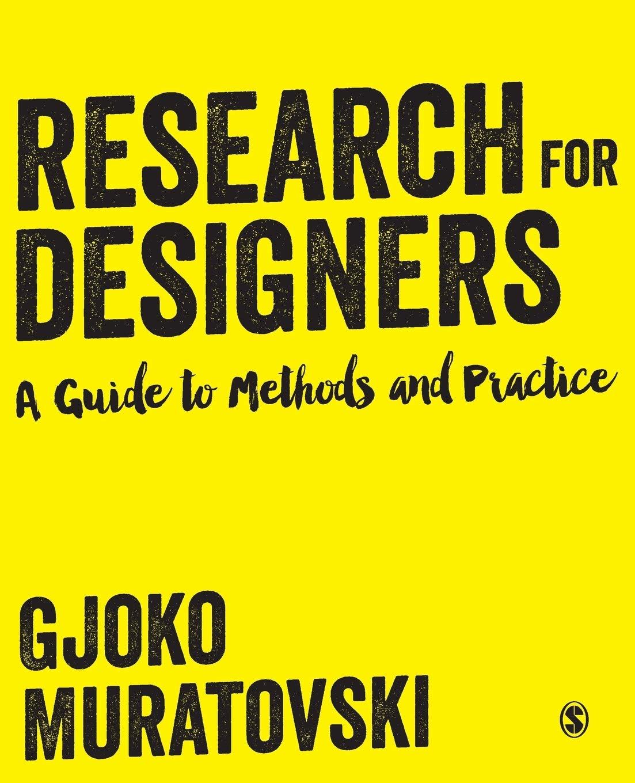 Research for Designers: Amazon.es: Gjoko Muratovski: Libros ...