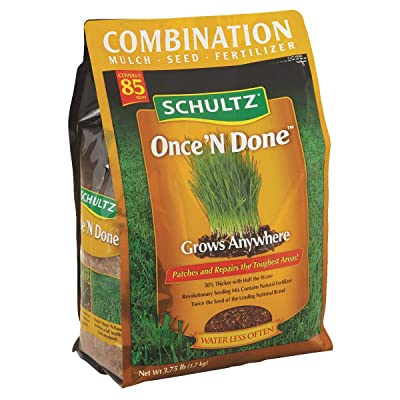 Schultz Certain Seed : Grass Plants : Garden & Outdoor