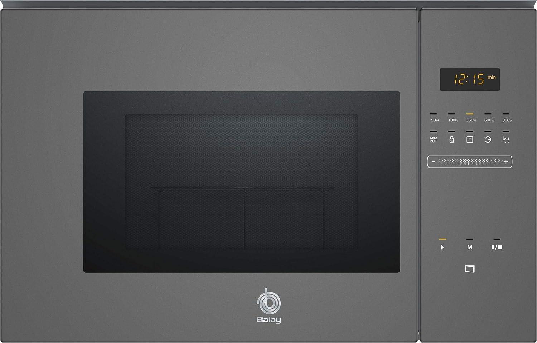 Balay 3CG5172A0 - Microondas integrable / encastre con grill, 800 ...