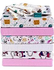 Molton panni | cotone | 80X 80cm| sostanze nocive Approvato-Öko Tex Standard 100| lavabile a 95°c | spuck Panni | flanella per il tuo bambino | insolito regalo per la nascita