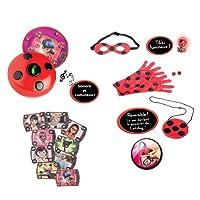 Bandai Miraculous - Déguisement - Multipack Deviens Marinette Et Ladybug, 84950