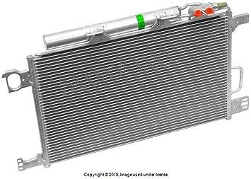 AC Condenser for Mercedes C320 C240 C230 CLK500 CLK320 CLK55 AMG C32 AMG