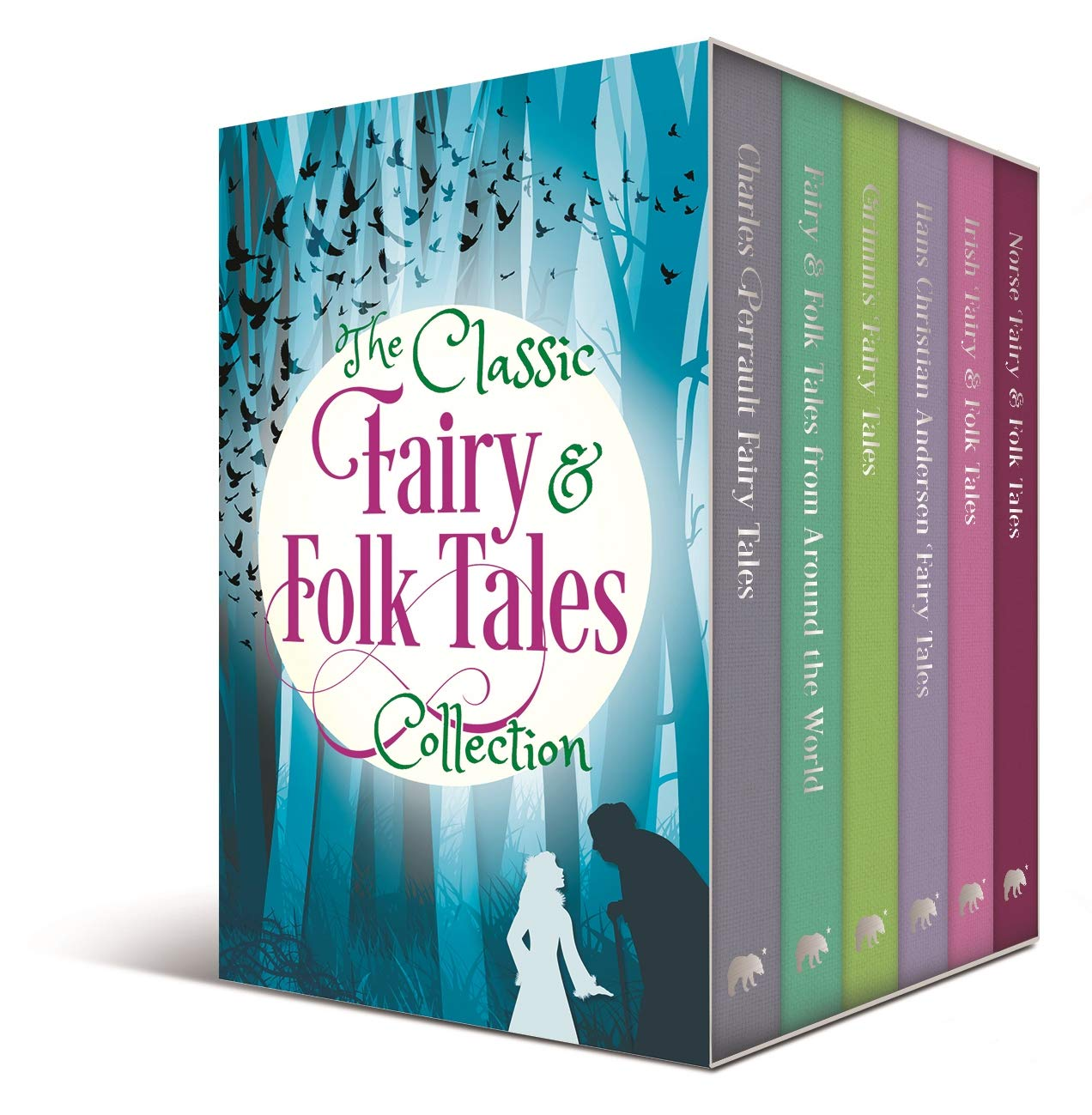 Yeats New Illustrated Hardcover w Slipcase Fairy /& Folk Tales of Ireland by W.B