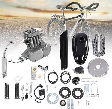 Kit de motor de bicicleta de bicicleta 50CC Kit de motor de bicicleta motorizado Motor de
