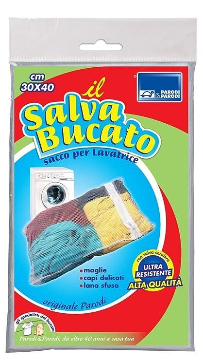 Bolsitas para colada 30x40 cm, bolsa malla para lavadora para lavar la ropa porciones,