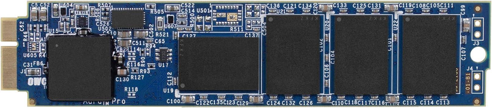 OWC (OWCS3DAP2A6G250) - SSD Unidad de Estado Sólido 250GB Aura Pro ...