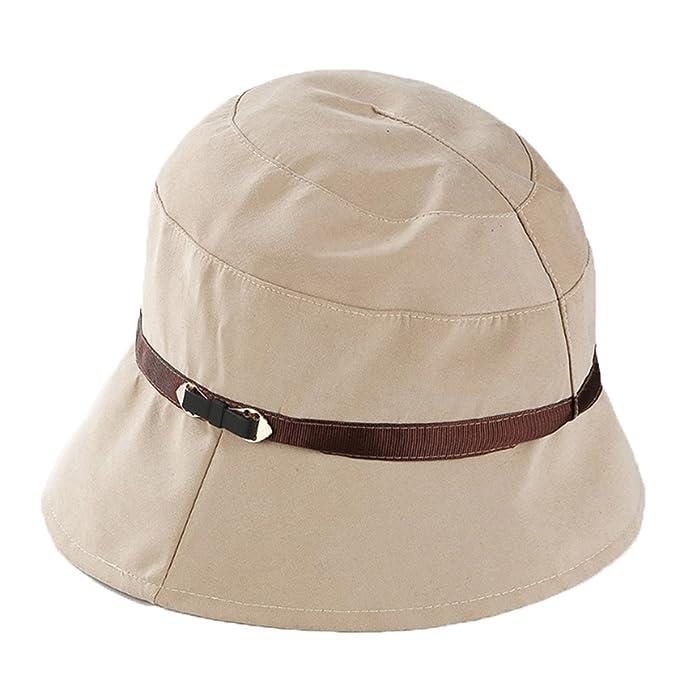 07dbd87d5e8 Cheryl Bull Fashion Solid Colors Bucket Hats Wide Brim Summer Hats For Women  Sun Caps Z