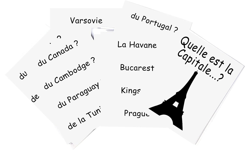 Marcvidal Marcvidal413 What is The Capital Juguete Educativo