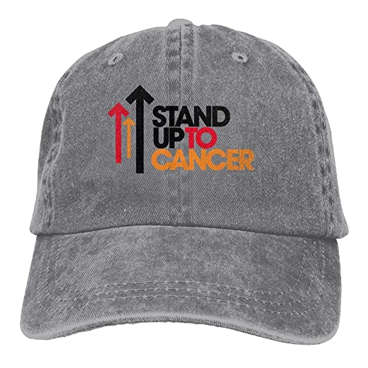 5e278109ffa Buecoutes Stand Up to Cancer Vintage Cowboy Baseball Caps Dad Hats ...